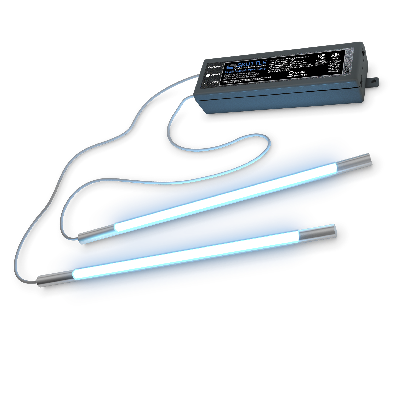 Germicidal Mini UV Light | Skuttle